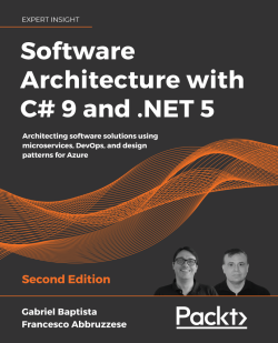 Software Architecture with C# 9 and .NET 5